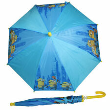 Niños Paraguas Disney/Personaje - Minions Azul Diseño
