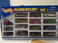 Hot Wheels 15-Car Gift Pack Speed Fleet