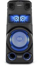 SONY MHC-V73D Party Lautsprecher CD Bluetooth Lichteffekte Mikro-Eingang B-WARE