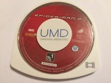 US USA REION 1 SONY PSP PORTABLE PLAYSTATION FILM MOVIE UMD ONLY SPIDER-MAN 2 II