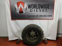Firestone Transforce HT Tire. LT215/85R16. Tread: 6/32. Good Used Part