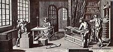 LA RELIURE   FRANCE Document Philatélique Officiel 1381