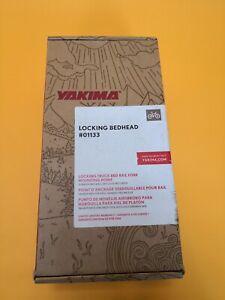 Yakima Locking Bedhead Part #01133 New in box Carries on bike