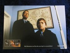 The Sixth Sense lobby card # 3 - Bruce Willis, Haley Joel Osment