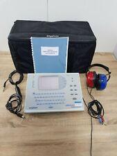 AMPLIVOX CA850 4-audiometro Series udito Tester Analizzatore AMPLIVOX