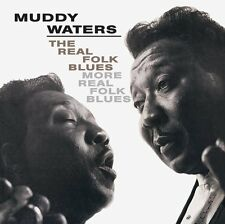 Muddy Waters - The Real Folk Blues 180g Import Vinyl - SEALED NEW! LP