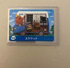 Spike #38 *Authentic* Animal Crossing Amiibo Card | NEW | JPN Version |