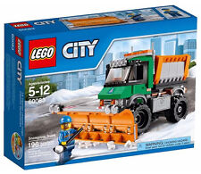 Lego City 60083 Snowplow Truck *BRAND NEW & SEALED *RETIRED Snow Plough