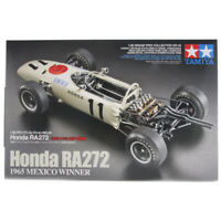 Tamiya Honda Ra272 1965 Mexico Winner Grand Prix Car Model Set Scale 1:20 20043