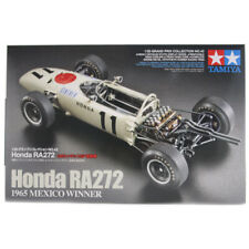 Tamiya Honda Ra272 1965 Mexico Winner Grand Prix Car Model Set Scale 1:20 20043