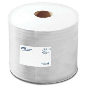 1 Roll Tork Universal 330 Centerfeed Paper Towels 130211B - Center Pull 2 Ply