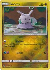 x4 Goomy  - 94/145  - Common - Reverse Holo Pokemon SM2 Guardians Rising M/NM En