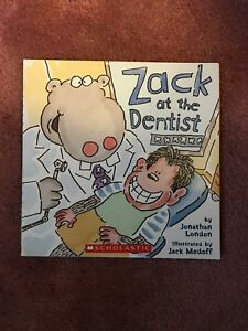 Zack at the Dentist by Jonathan London (2004, Paperback)