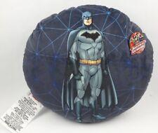 """Batman Justice League Round Plush Pillow 12"""""""