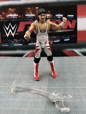 WWE Elite Hall of Champions Eddie Guerrero Figure + Ring Post Action Stand wwf