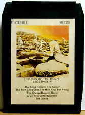 LED ZEPPELIN Houses Of The Holy  8 TRACK CARTRIDGE