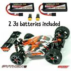 COMBO Team Corally 1/8 Python V2  W/ 2 3S LIPO BATTERIES INCLUDED  XP 4WD Buggy