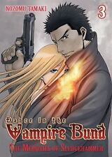 Dance in the Vampire Bund: The Memories of Sledge Hammer Vol 3 - BRAND NEW!