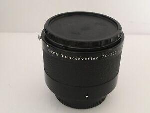 NIKON Ai TC-200 2X Converter