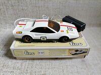 Fino Ferrari 308/GTB No 107 R/C B/O 70's Made in Greece Greek Vintage