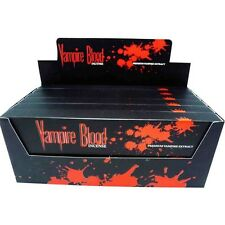 Incense Sticks Agarbatti NANDITA VAMPIRE BLOOD 6 X 15g Agarbathi - Ship Free