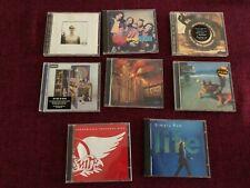 New ListingJob Lot #83 8x Rock/Pop Music Cd's (Aerosmith, Oasis, Prodigy, Bryan Adams +More