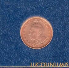 Pièces euro du Vatican pour 1 euro