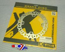 New Prox Rear Brake Disc Honda CR 125 89-01 250 89-96 CR 500 90-01 MX Enduro