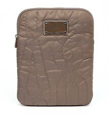 Marc by Marc Jacobs Nylon Quartz Grey Ipad Case Laptop Bag 0122