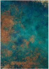 Reispapier-Motiv Strohseide-Decoupage-Vintage-Shabby-Rost-Patina-19122
