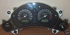 odometer and speedometer honda cbf 600 kilometers with temperature indicator