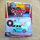 Disney PIXAR Cars TOON TORMENTOR'S BIGGEST FAN diecast MONSTER TRUCK MATER new