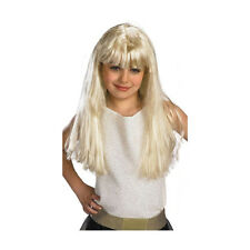 Disney Hannah Montana Long Blonde Child Wig Disguise 18786