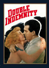 Double indemnity Barbara Stanwyck movie poster #2