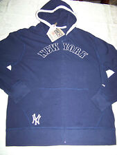 Reebok Cooperstown Collection New York Yankees Men's Hoodie NWT XL