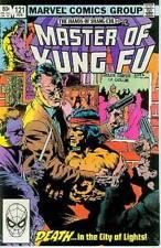 Master of Kung-Fu # 121 (David Mazzucchelli) (USA, 1983)