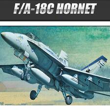 1/72 F/A-18C HORNET  Academy Model Kit US Navy/USMC ver
