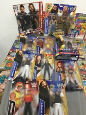 Wrestling Action Figures Lot