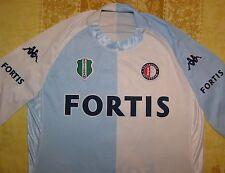 KUYT 7 Feyenoord away player issue GARA shirt Kappa match jersey top