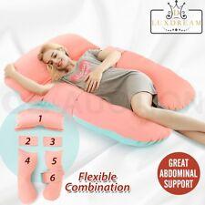 Multi-functional Maternity Pregnancy Sleeping Body Breastfeeding Support Pillow