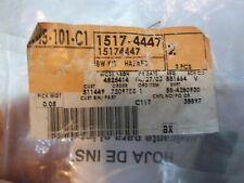 Hazard Switch Repair Kit - GENUINE GM 15177379 1998-2005 S-10, Jimmy, Blazer