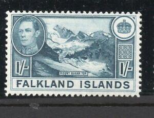 Falklands Islands George VI SG158b 3rd ptg. superb MNH condition verified.