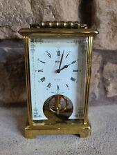 Vintage Bulova Carriage Clock