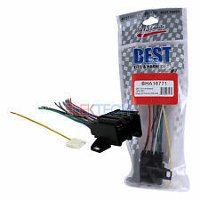 BHA16771 Aftermarket Radio Replacement Harness for Chevrolet