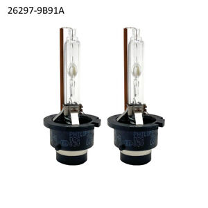 2x New OEM For Nissan Xenon D2S Bulb HID Head Light Lamp Headlamp pn 26297-9B91A
