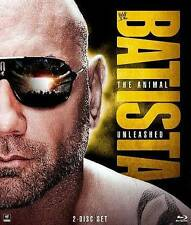 Wwe: Batista - The Animal Unleashed (Blu Ray)