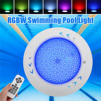 18W 252 LED Strahler RGB Schwimmbad Poolbeleuchtung Teichbeleuchtung  5