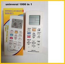 Universal Air Con Remote Control for SANYO, SHARP, SHINCO, SOVA, TECO, TOSHIBA