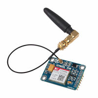 SIM800L GPRS GSM SIM Board Quadband QUAD BAND Antenna for Arduino TOP L30