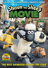 SHAUN THE SHEEP MOVIE (NEW DVD)